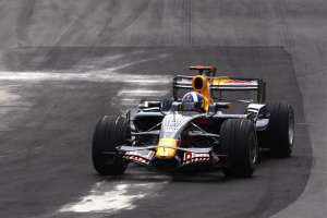 David Coulthard Red Bull RB4 Renault Canadian GP F1 2008 Foto Red Bull