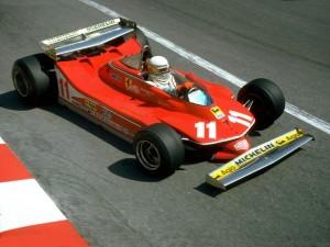 Jody Scheckter slavio je u Ferrariju 312T4 s pole positiona na VN Monaka 1979. i preuzeo vodstvo u poretku vozača. (27.5.1979.) Foto: earth66