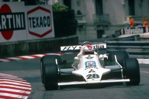 Clay Regazzoni u Williams-Fordu FW07 (27.5.1979) Foto: phombo