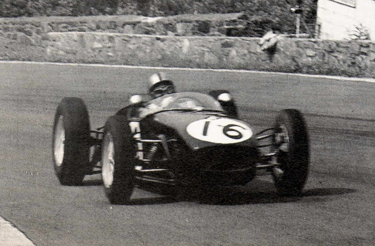 Alan Stacey lotus belgian gp 1960 (19.6.1960.)
