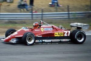Gilles Villeneuve u svojoj posljednjoj utrci u Belgiji 1982. Kanađanin je preminuo od posljedica sudara s Jochenom Massom koji se dogodio za vrijeme kvalifikacija. (9.5.1982.) Foto: f1-history