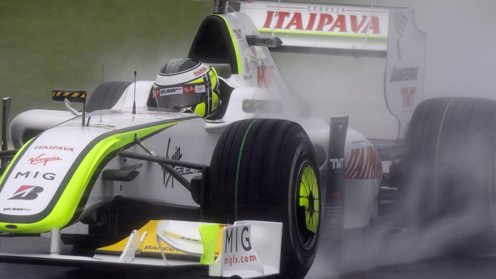 Rubens Barrichello osvojio je pole position na domaćoj utrci u najdužim kvalifikacijama u povijesti Formule 1. (18.10.2009.) Foto: eurosport