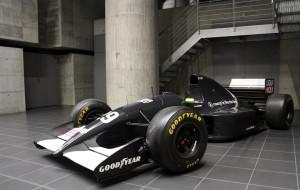 Sauberov prvi F1 bolid zvao se C11, a imao je uspješan prvi nastup na VN Južne Afrike 1993. gdje je JJ Lehto završio sjajan peti. Foto: reddit