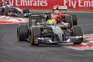 Iako je momčad u Mađarskoj ubilježila dobar nastup, Sutil je uspio završiti tek 11. i tek ponoviti uspjeh sezone iz Australije. Prvi puta otkako nastupaju u Formuli 1 Sauber nije osvojio nijedan bod u sezoni.. (27.7.2014.) Foto: itcracing
