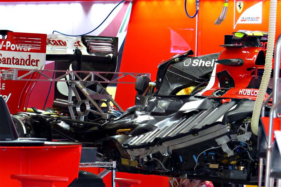 Ferrari je 2015. napravio veliki korak naprijed sa svojom pogonskom jedinicom