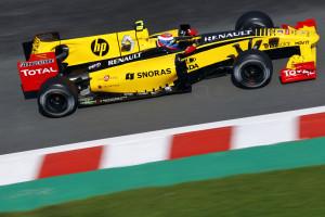 Renault je svoju momčad posljednji put imao 2010. s bolidom u pretežno žutim bojama