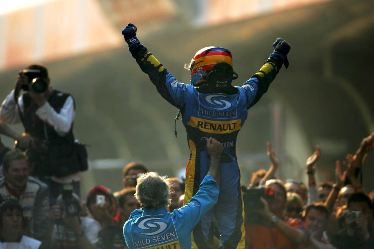 Max F1 | VN Kine 2005. – posljednja utrka za V10 motore!