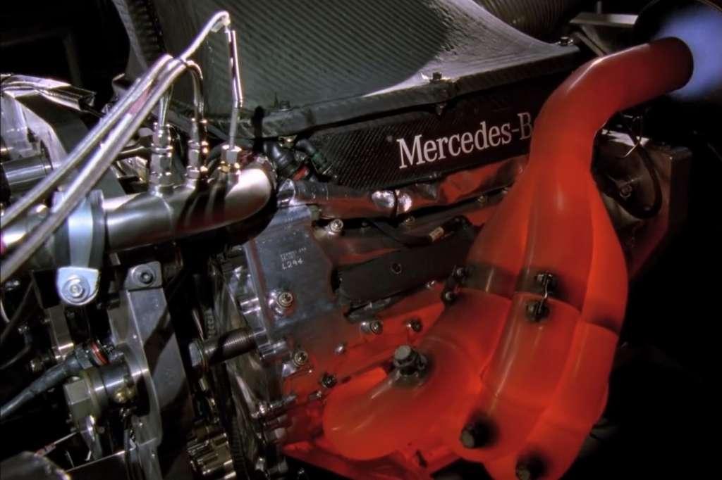 mercedes-v8-f1-2013