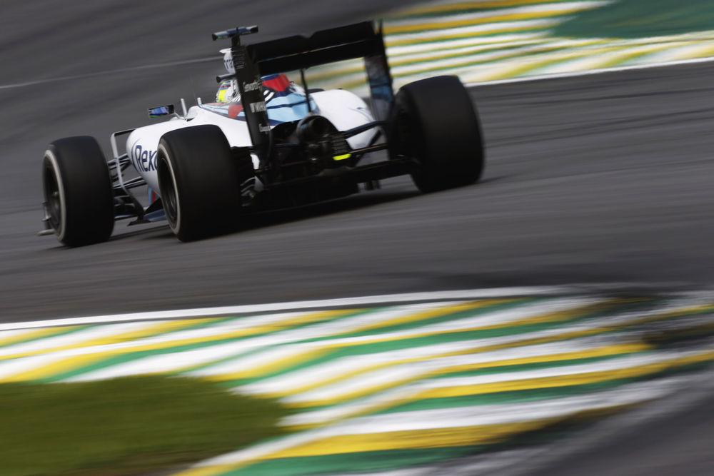 Felipe Massa na domaćoj utrci u Brazilu