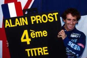 Alain Prost četvrti naslov osvojio je još u Portugalu (26.9.1993.) Foto: f1fanatic