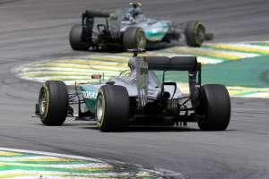 Dva Mercedesa opet su bila klasa za sebe