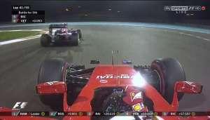 Vettel je imao obračun s bivšim momčadskim kolegom iz Red Bulla