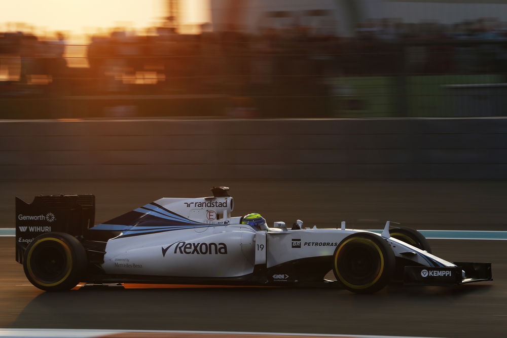 felipe-massa-williams-mercedes-fw37-abu-dhabi-gp-f1-2015-dusk