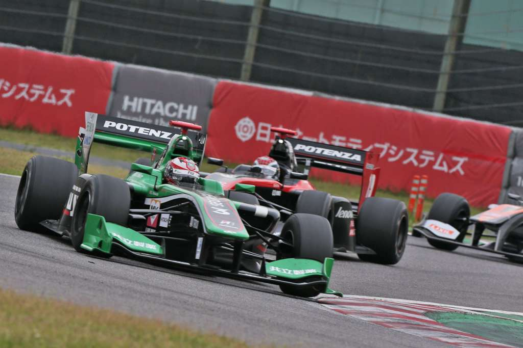 super formula OTS system one light remaining