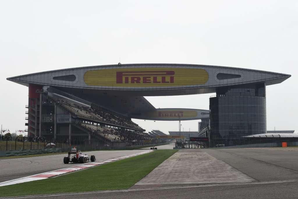 Pirelli Chinese GP F1 2015