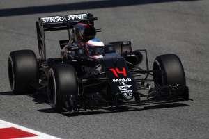 Fernando Alonso McLaren Honda MP4-31 Spain GP F1 2016 Foto McLaren