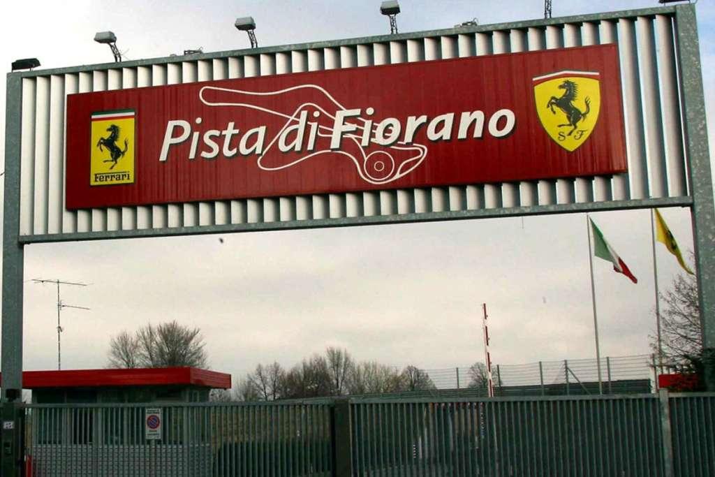 Ferrari-Fiorano-Track