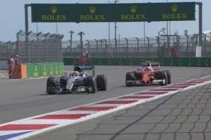 Hamilton prestiže Raikkonena nakon njegovog neuspješnog napada na Bottasa