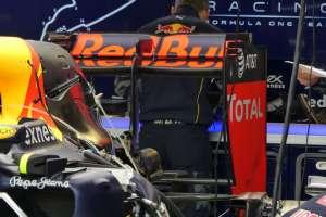 Red Bull RB12 TAG Heuer Canada GP F1 2016 rear wing Foto Auto Motor und Sport
