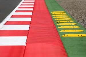 Red Bull Ring new kerbs 2016 Foto motorsport