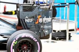 McLaren radical new rear wing Austrian GP Red Bull Ring F1 2016 Foto f1fanatic