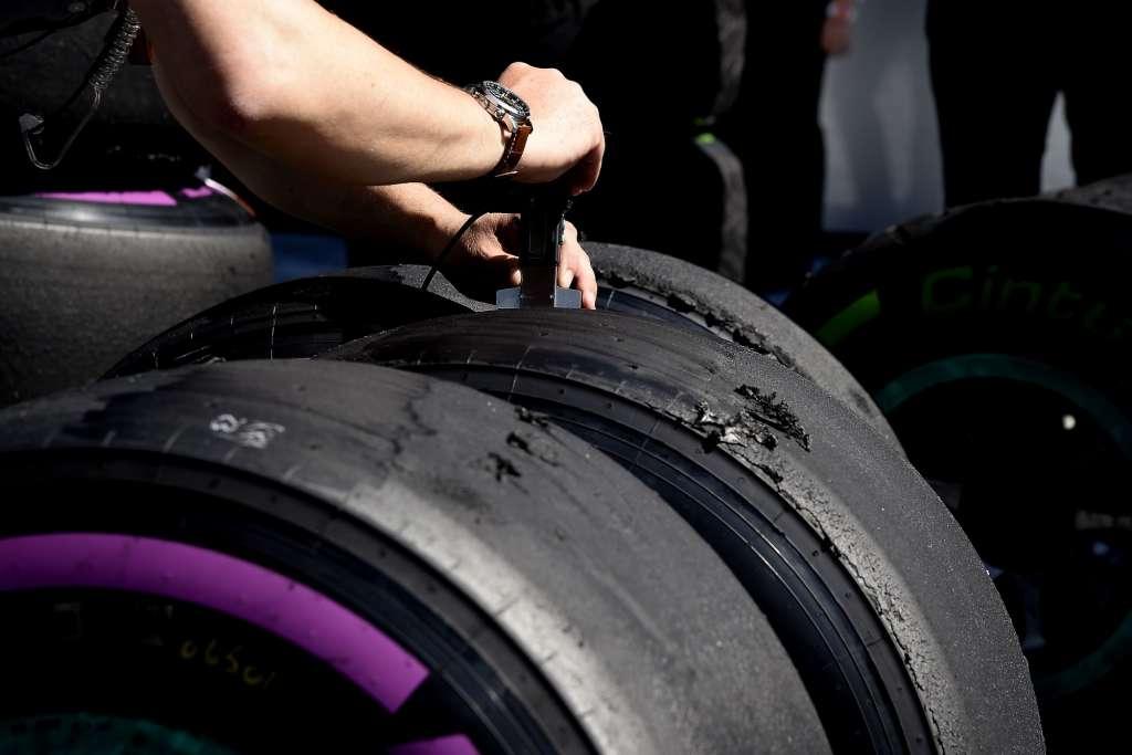 Pirelli F1 ultrasoft Austria GP F1 2016 Foto Pirelli