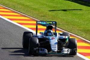Nico Rosberg Belgian GP F1 2016 Mercedes W07 Hybrid Foto XPB F1fanatic