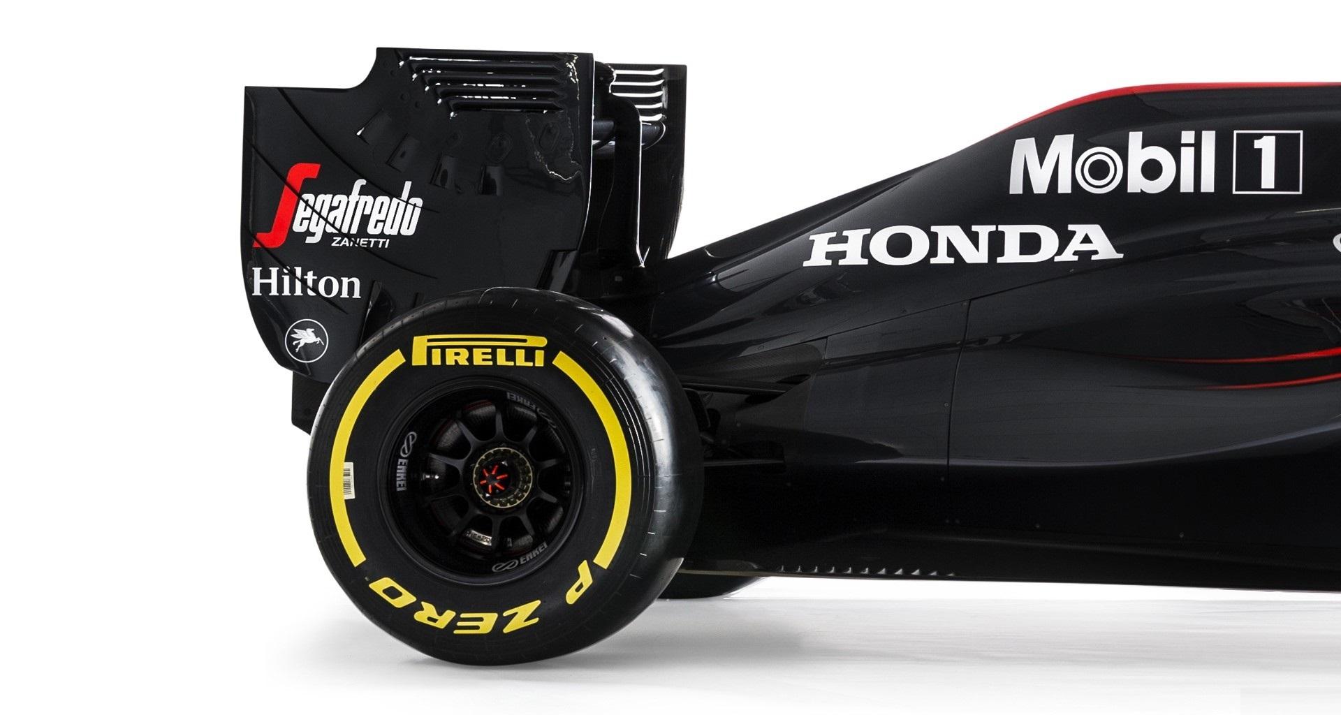 McLaren Honda MP4-31 Foto: McLaren