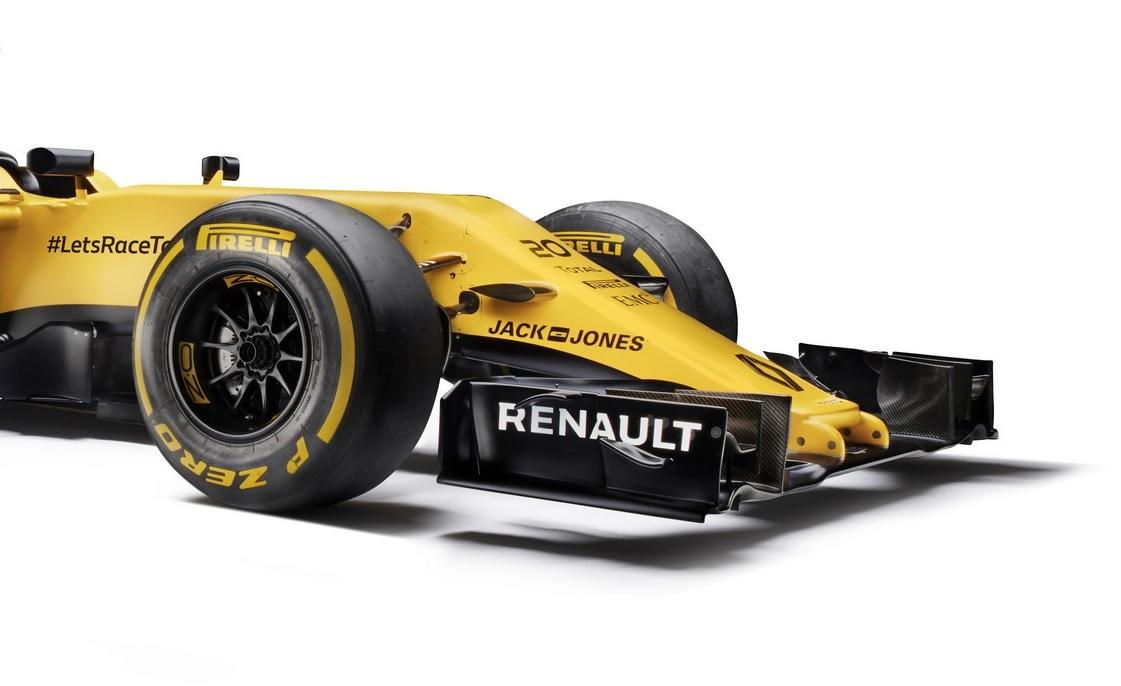Renault RS16, Foto: Renault