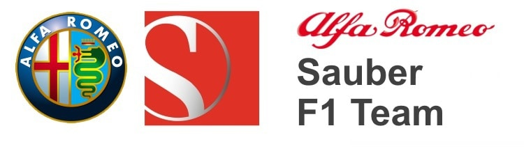 alfa romeo sauber f1 2018 logo maxf1net