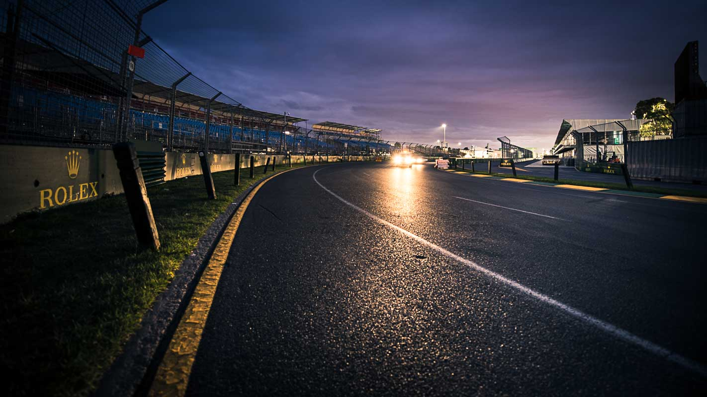 Australian GP, Melbourne