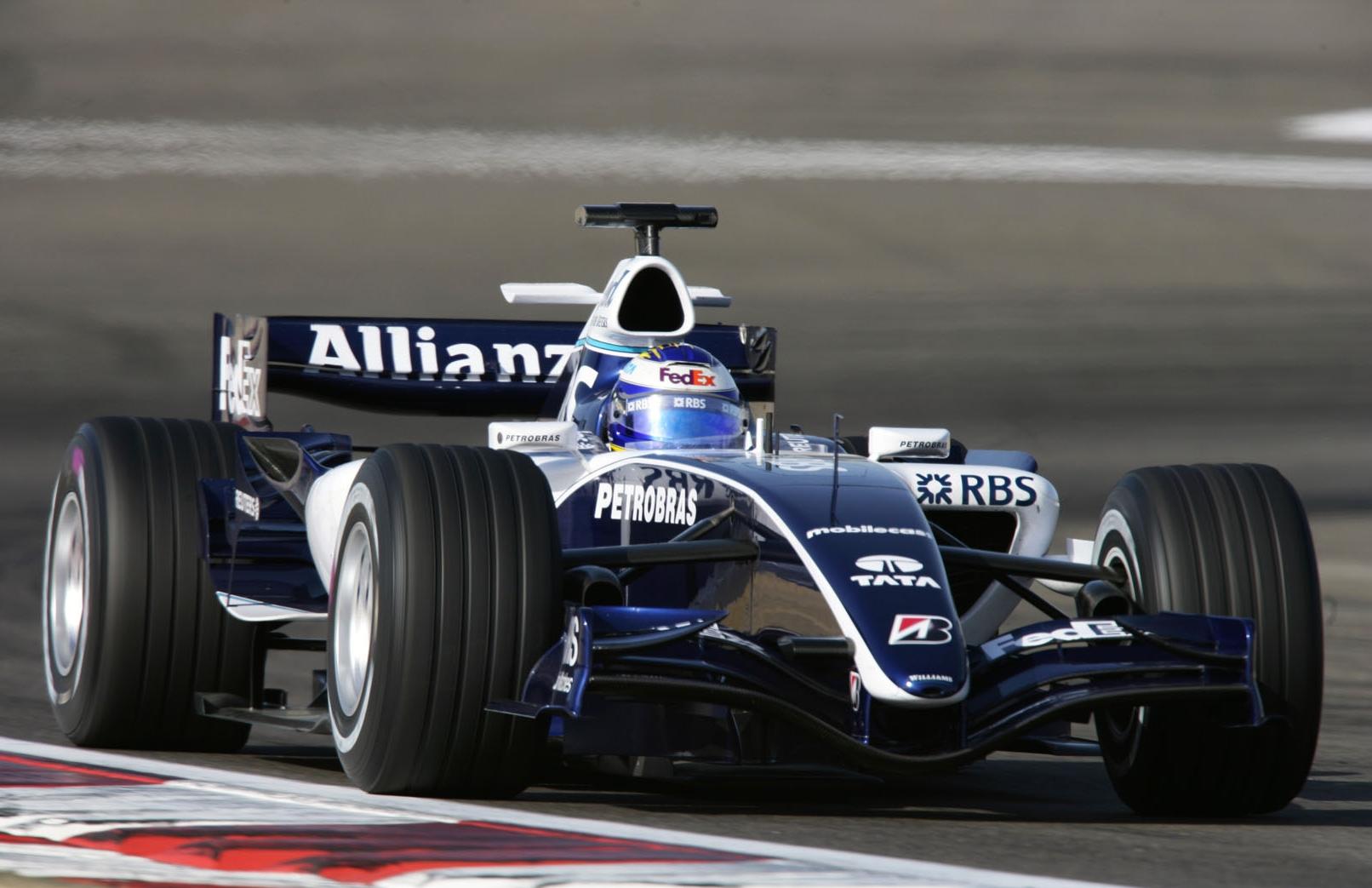 Nico Rosberg je u svom prvom nastupu u Formuli 1 na VN Bahraina 2006. odvozio najbrži krug utrke i osvojio sedmo mjesto. Do kraja sezone samo je još jednom osvojio bodove, sedmim mjestom na Nurburgringu. (12.3.2006.) Foto: f1fanatic