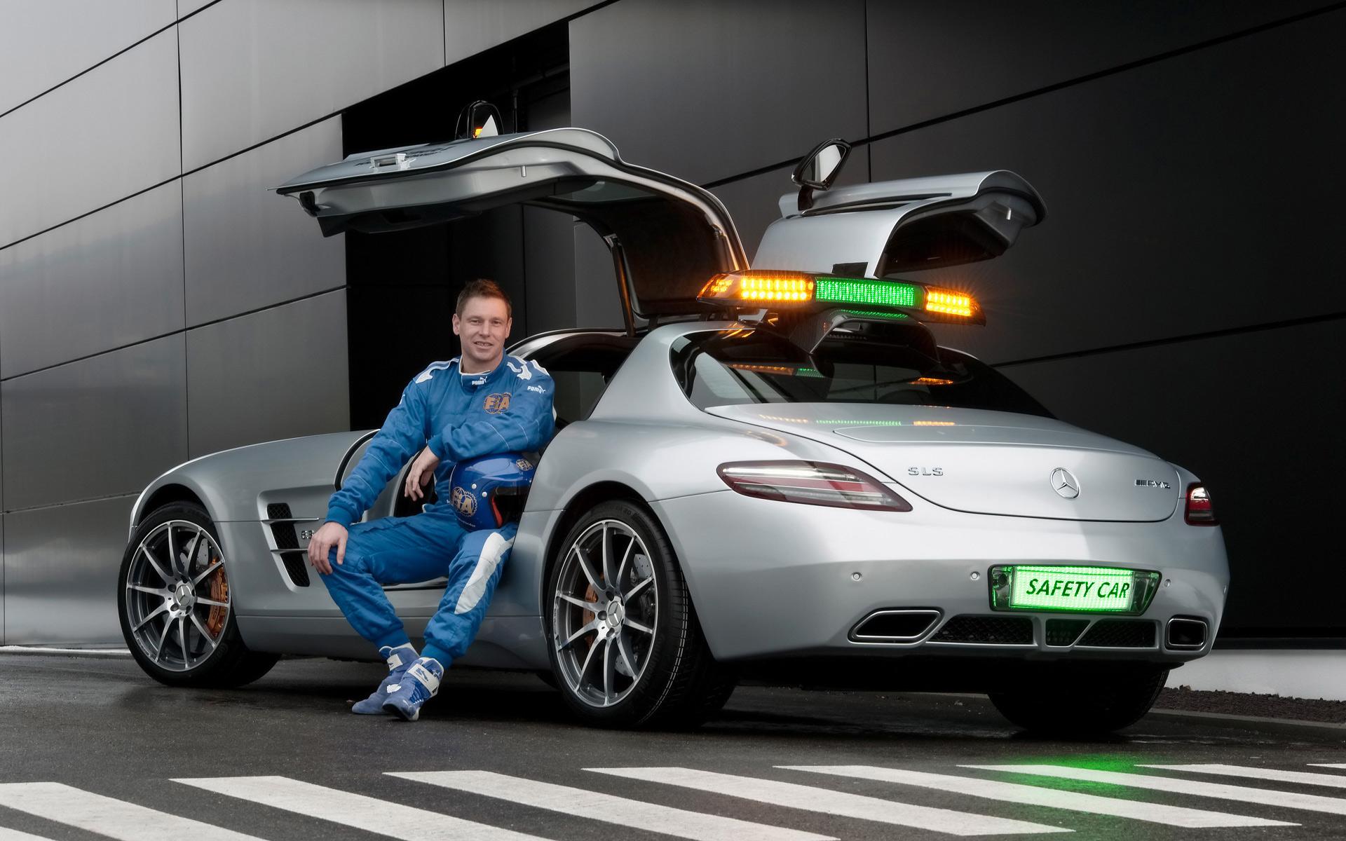 Mercedes-Benz Safety car бесплатно