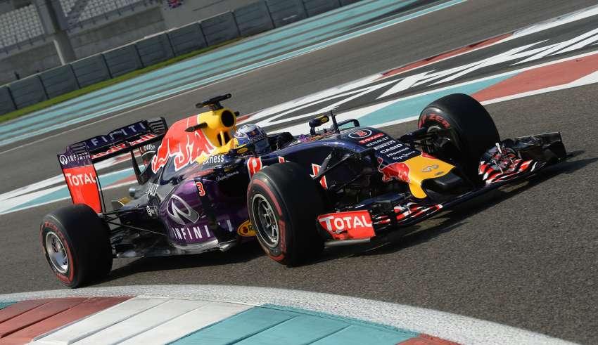 daniel-ricciardo-red-bull-renault-rb11-abu-dhabi-f1-tyre-test-2015-super-soft-pirelli-close-up
