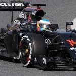 Fernando-Alonso-McLaren-Honda-MP4-31-Barcelona-test-23-2-2016-on-track-medium-tyres