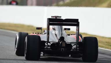 Jenson-Button-McLaren-Honda-MP4-31-Barcelona-test-22-2-2016-rear-view