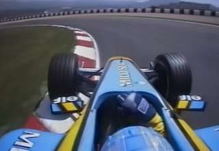 fernando-alonso-renault-r23-spain-gp-barcelona-f1-2003-onboard-qualifying-lap-3rd-place
