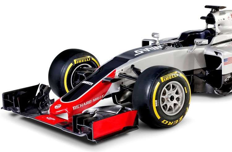 new-haas-f1-2016-car-front-side