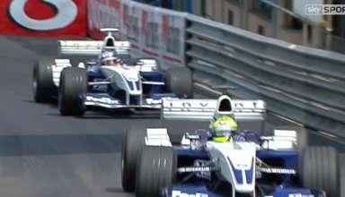 ralf-schumacher-leads-juan-pablo-montoya-monaco-gp-f1-2003