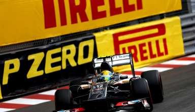 Esteban Gutierrez Sauber Ferrari C32 Monaco GP F1 2013 Foto Pirelli