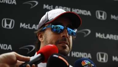Fernando Alonso China GP F1 2016