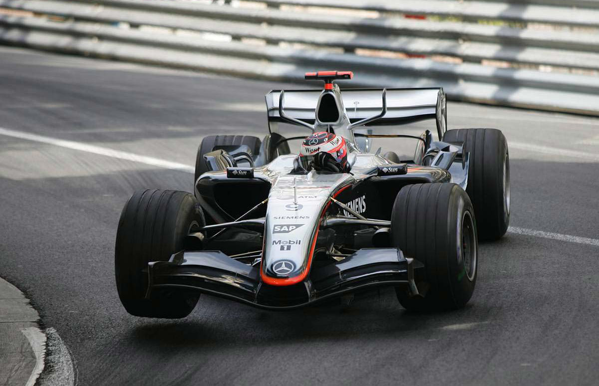 monaco 2005. – raikkonen dominates from pole, alonso slips to fourth
