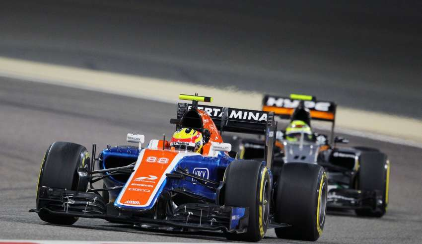 Rio Haryanto (IDN) Manor Racing MRT05. 03.04.2016. Formula 1 World Championship