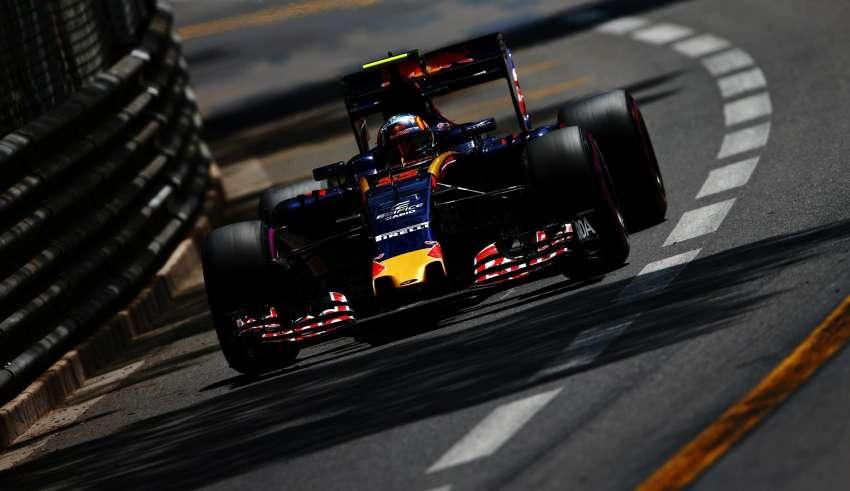 Carlos Sainz Toro Rosso Ferrari Monaco GP F1 2016 Foto Red Bull