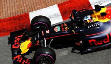 Daniel Ricciardo Red Bull TAG Heuer RB12 Monaco GP F1 2016 Foto Red Bull