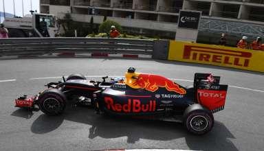 Daniel Ricciardo Red Bull TAG Heuer RB12 Monaco GP hairpin F1 2016 Foto Pirelli