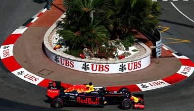 Daniel Ricciardo Red Bull TAG Heuer RB12 Monaco GP hairpin F1 2016 Foto Red Bull