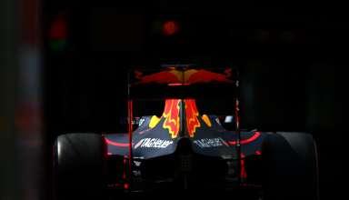Daniel Ricciardo Red Bull TAG Heuer RB12 Monaco GP rear view F1 2016 Foto Red Bull
