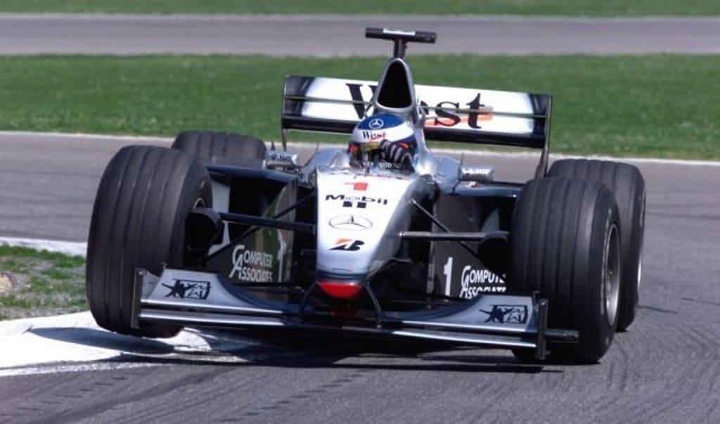 Hakkinen Imola 1999 Daniele Amaduzzi photo