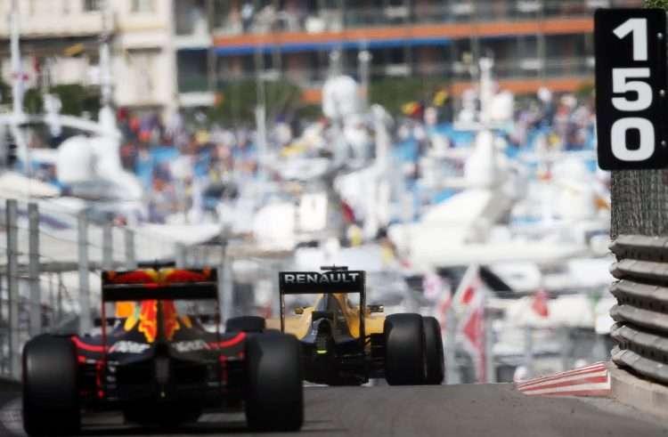 Jolyon Palmer Renault RS16 Monaco GP F1 2016 Foto f1fanatic